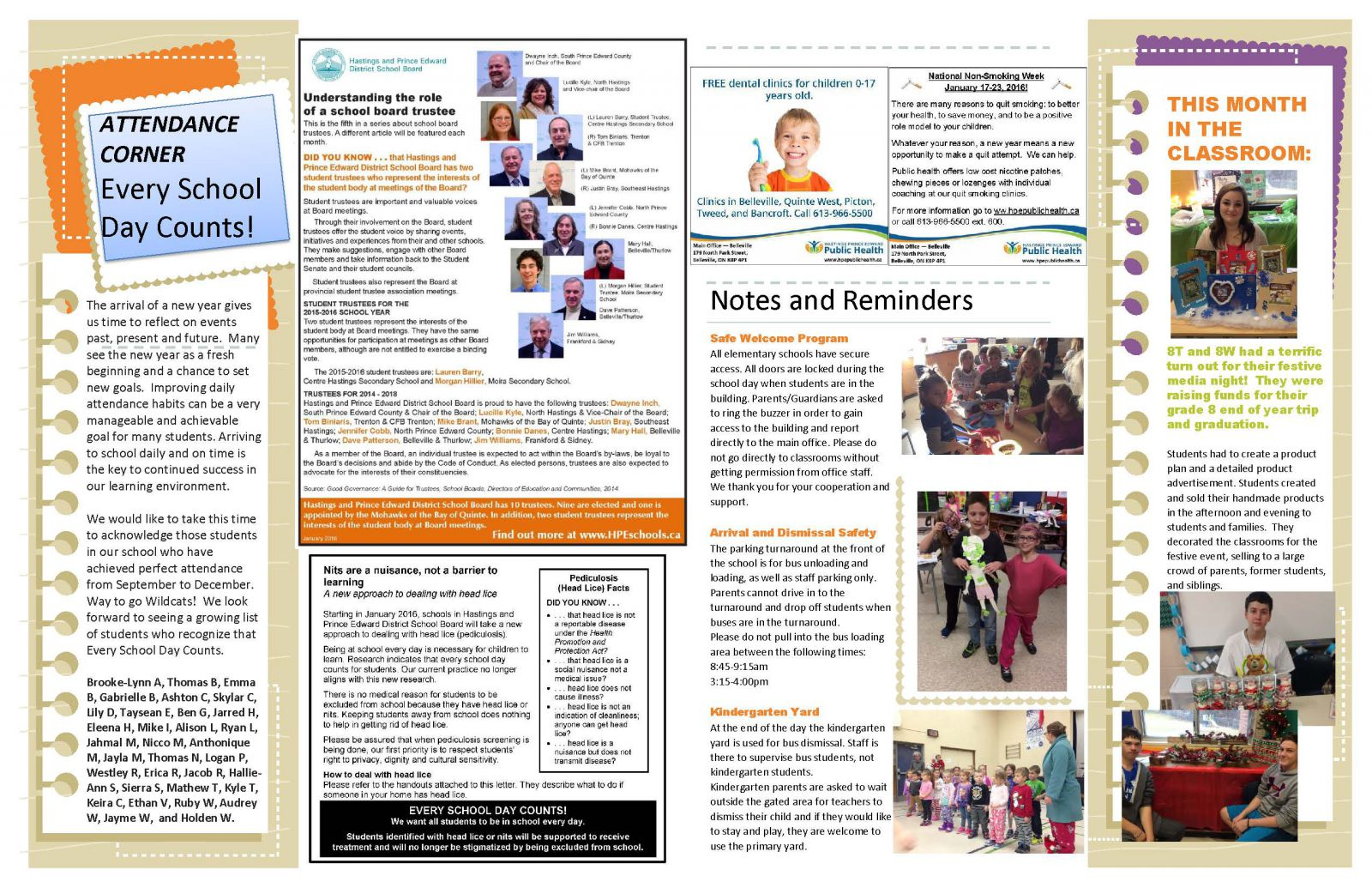 January newsletter page 2