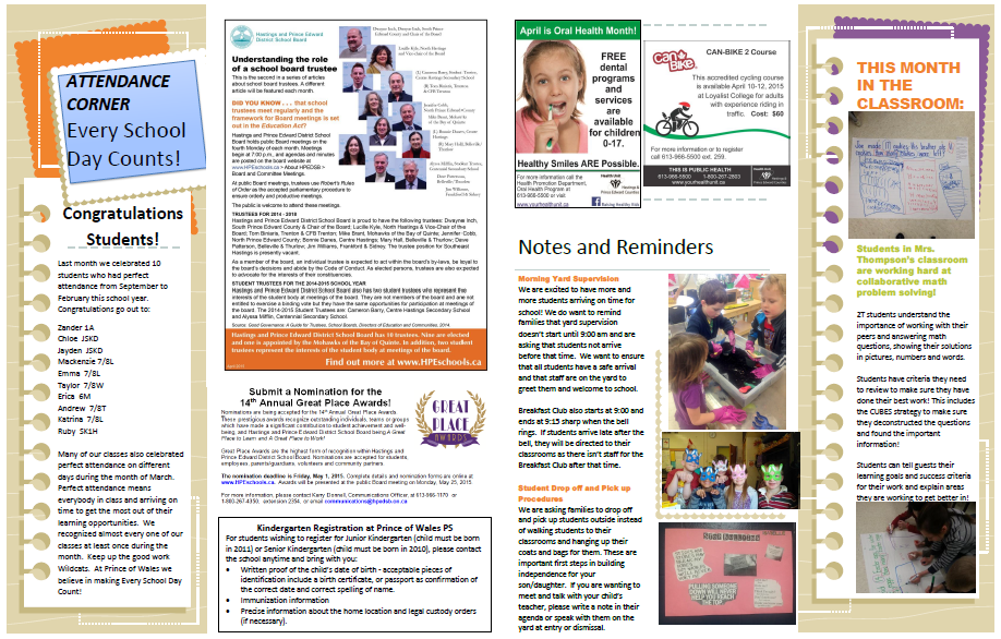 April News Page 2