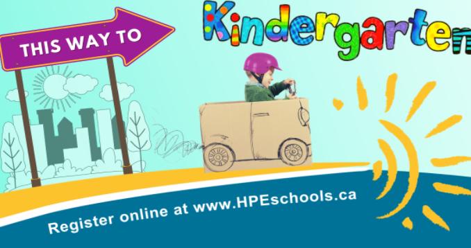 this way to kindergarten