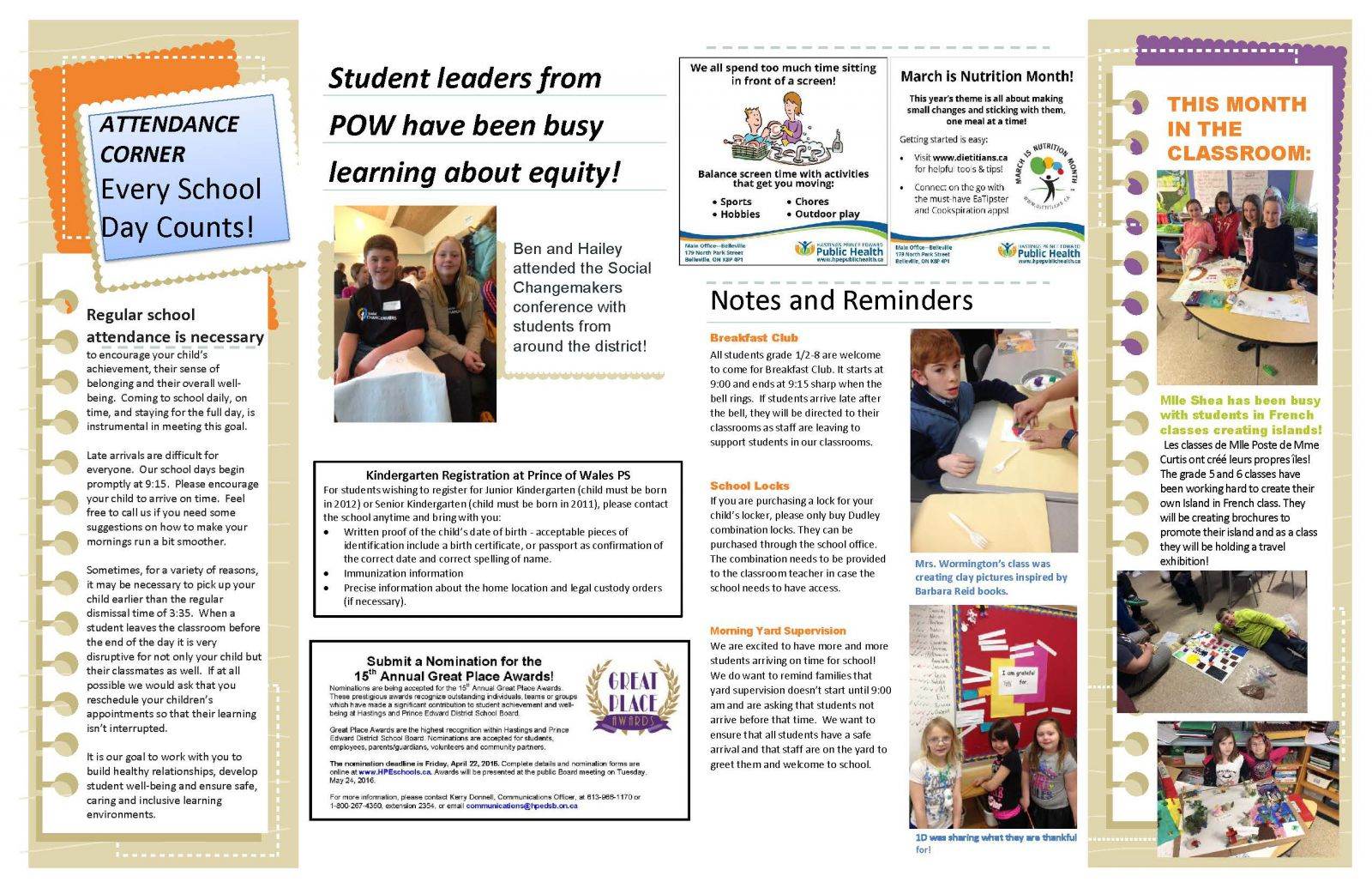 March 2016 newsletter page 2