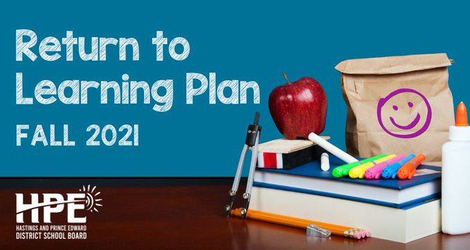 Return to Learning Plan Fall 2021